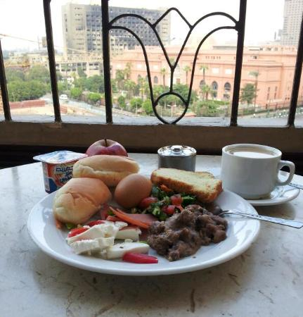 City View Hotel: Breakfast