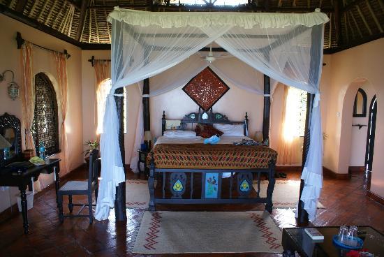Tijara Beach: Inside the cottage