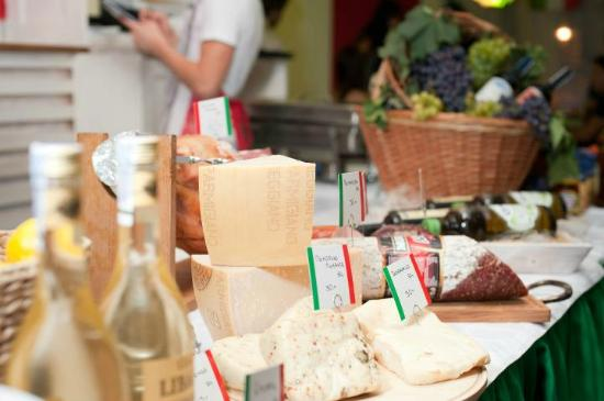 Cafe №1: festival of italian cuisine