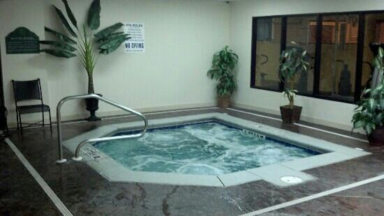 Wingate by Wyndham Panama City Area Lynn Haven: hot tub