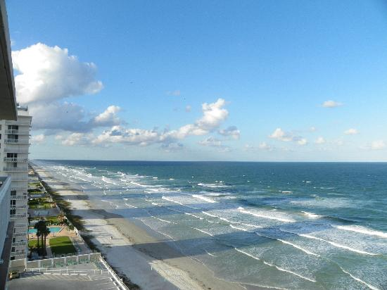 Daytona Beach Resort and Conference Center: Tuesdays view
