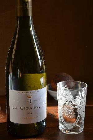 Domaine de Labarthe : Wonderful wine to share at the terrace! Santé!