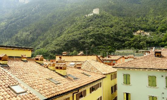 Hotel Antico Borgo : View from our room (top floor)