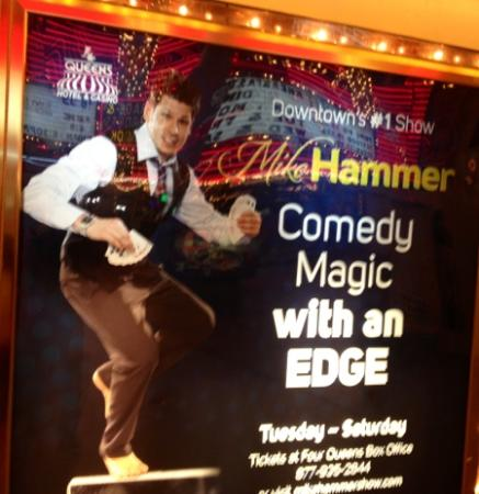 Mike Hammer - Comedy & Magic Show : Hammer Time!!
