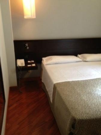 Hotel Re di Roma: Nice, clean room