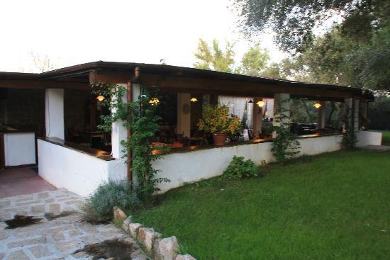 Bella e Monella: Außenbereich