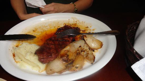 """Don Emiliano : plato: """"Gran Premio"""" delicioso"""