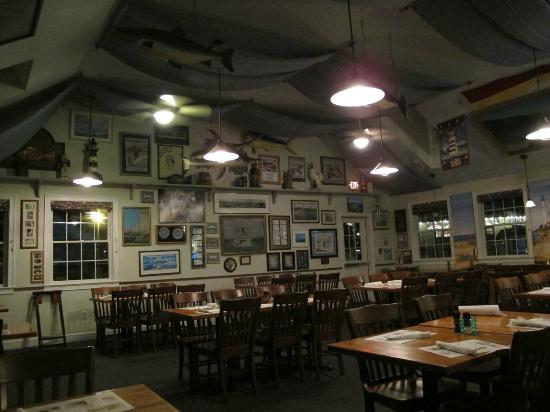 Seafood Restaurants Near Hull Ma