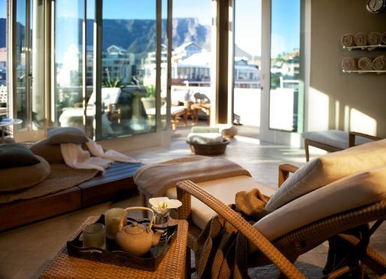 Bilder från Cape Grace, Centrala Kapstaden