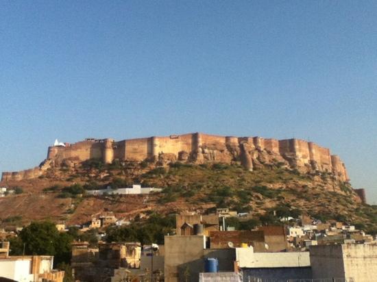 Hem Guest House: Fort jodhpur