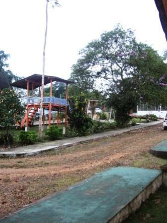 Remanso Lodge: Remanso, desde cabaña