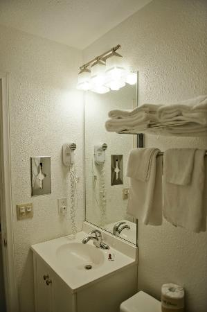 Harborview Inn and Suites: Additional Bathroom