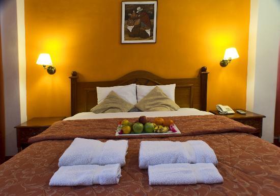 Amerinka Boutique Hotel: habitacion matrimonial