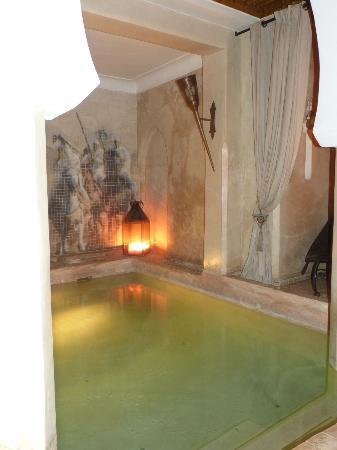 Riad d'Airain Marrakech: Bassin
