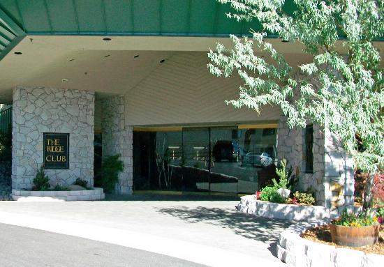 Office Picture Of The Ridge Tahoe Stateline Tripadvisor