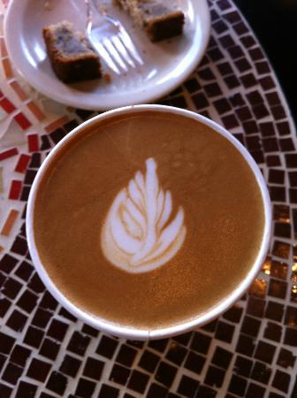 Caffe Di Riverwalk: The Latte Art with every cup