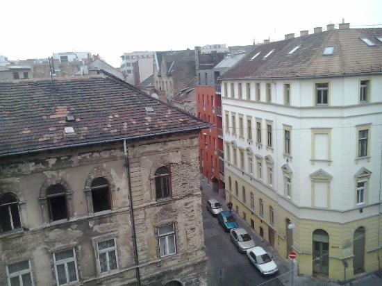 بو 18 هوتل سوبريور: Panorama dalla mia camera 