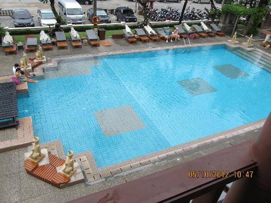 Seaview Patong Hotel: Lovely seaview