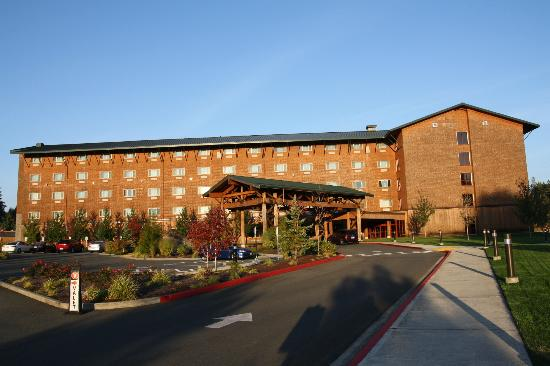 Little Creek Casino Resort : entrata principale