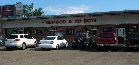 E & L Triangle Seafood