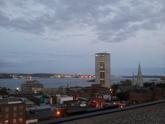 Cambridge Suites - Halifax: view from the roof