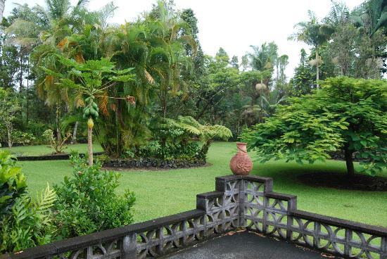 Hale Moana Bed & Breakfast: Garden View