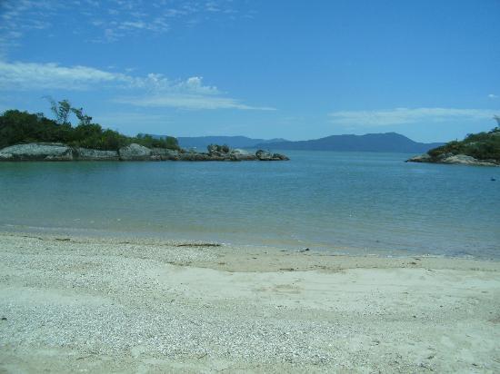 Ponta dos Ganchos Exclusive Resort: Praia