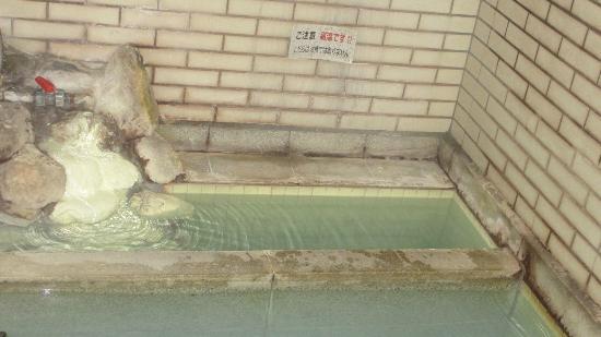 Nushiyu Ryokan: あいてれば いつでもどうぞ!の家族風呂 見た目より湯で勝負!