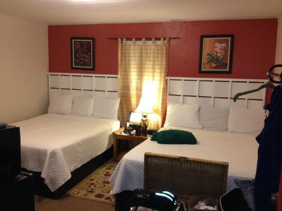 Sunset Motel: My Queen Efficiency, Room #4