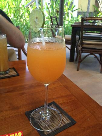 Villa de daun: Cocktail