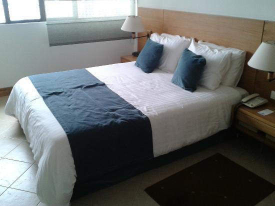 Hotel Barranquilla Plaza: Habitacion