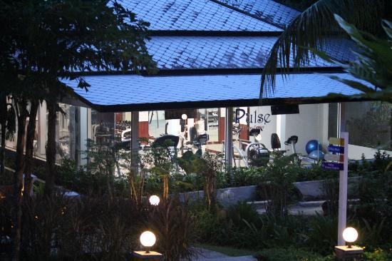 Horizon Karon Beach Resort & Spa: Gym Area