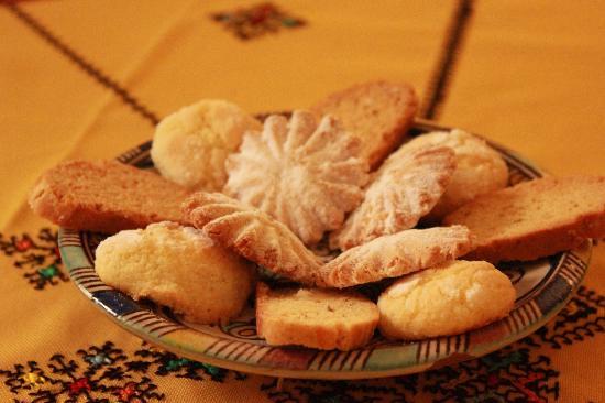 Dar Fes Medina: Moroccan Cookies