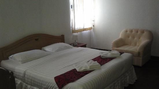 The XP Bangkok Hotel: room view