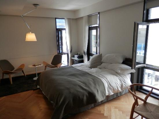 JS Boutique Hotel: My room