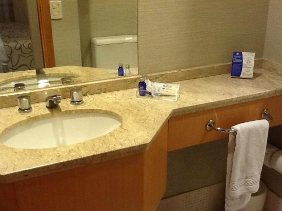 Transamerica Executive 21st Century: Banheiro