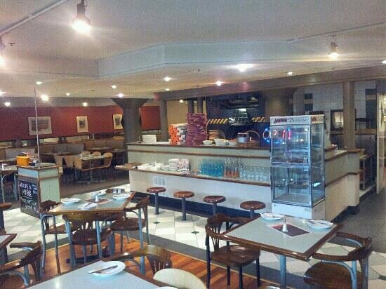 Australian Pizza Kitchen:                   great for groups functions families