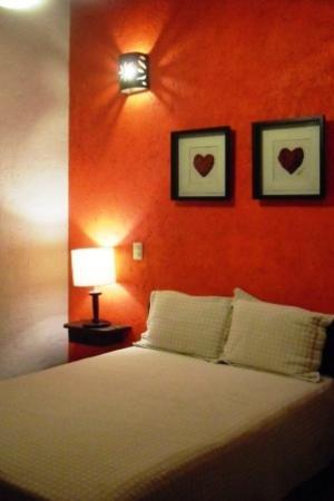 Hotel El Naranjo Bed&Breakfast: LOS CORAZONES