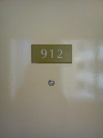 Royale Chulan Bukit Bintang: my room number