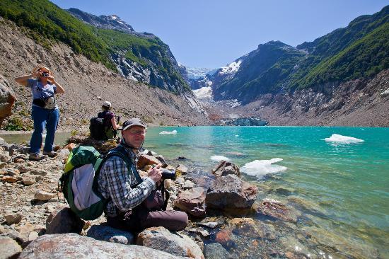 Los Alerces National Park : Trekking Glaciar Torrecillas
