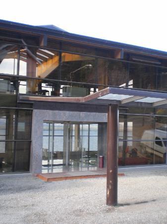 Alma del Lago Suites & Spa: Ingreso al Hotel