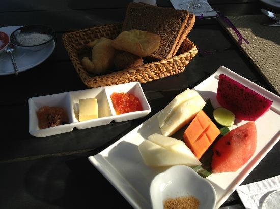 Sofitel Luang Prabang Hotel: Breakfast