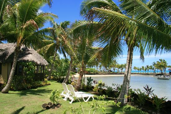Le Vasa Resort : Our fale