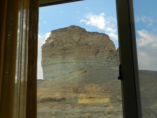 Hampton Inn & Suites Green River: Out our window.