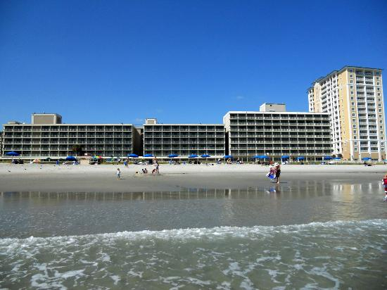 Westgate Myrtle Beach Oceanfront Resort: older bldg