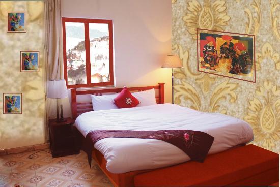 Sapa Cozy Hotel: Bedroom