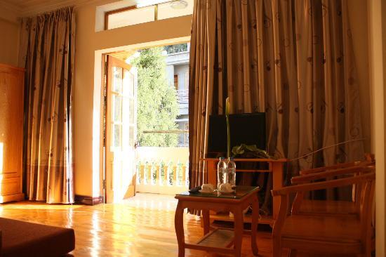 Sapa Cozy Hotel: Guest room
