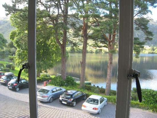 Gougane Barra Hotel: The view from my room