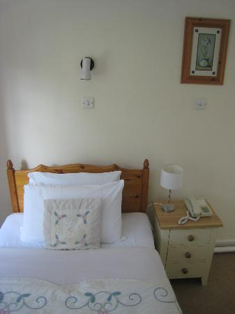 Gougane Barra Hotel: My bed