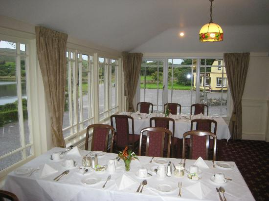 Gougane Barra Hotel : The dining room